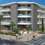 Новая резиденция, Антибы, рядом с портом Vauban